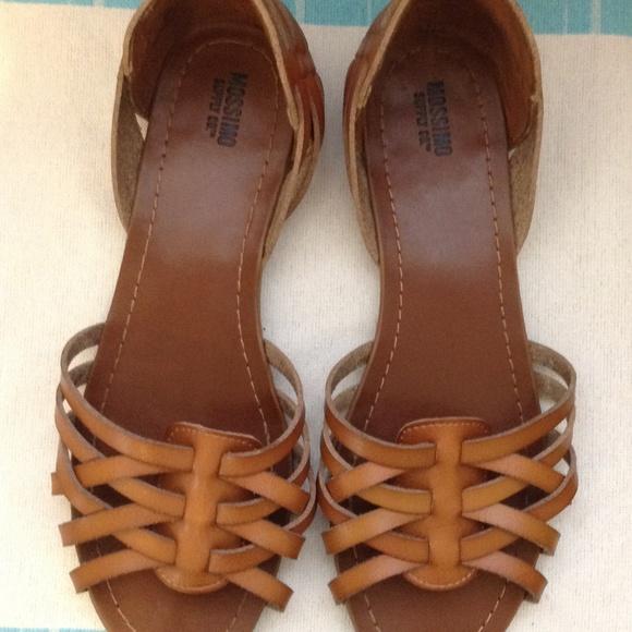 Mossimo Supply Co. Shoes - Mossimo Huarache flats
